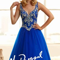 Mac Duggal Ballgowns 48258H Dress
