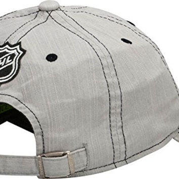 Chicago Blackhawks Center Ice Adjustable Slouch Hat NHL Reebok Official Cap