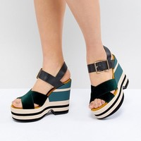 ASOS DESIGN Honest Premium Wedges at asos.com