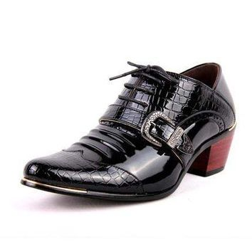 Nick Cave Trad Goth Pike Punk Shoes