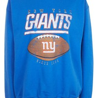 Vintage Giants Sweatshirt by Tee & Cake - Tops - Clothing