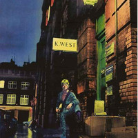 David Bowie Ziggy Stardust Album Cover Poster 24x36