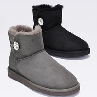 Mini Bailey Button Bling Boot  - UGG® Australia - Victoria's Secret