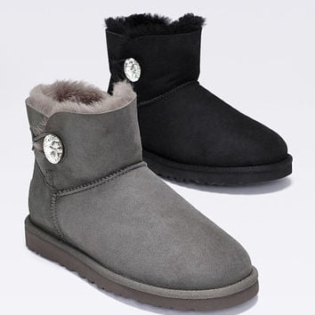 Mini Bailey Button Bling Boot<br/>  - UGG® Australia - Victoria's Secret