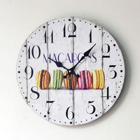 Quiet Style Casual Decoration Clock [6451856454]