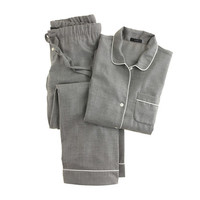 J.Crew Womens Collection Cashmere Pajama Set