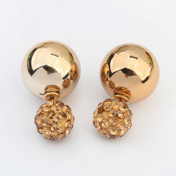 Stylish Earrings [4919075780]