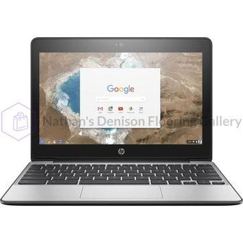 HP Chromebook 11 G5 11.6 Chromebook - Intel Celeron N3060 Dual-core (2 Core) 1.60 GHz - 4 GB DDR3L SDRAM - 16 GB Flash Memory - Chrome OS (English) - 1366 x 768 - Intel HD Graphics 400 DDR3L SDRAM - Bluetooth - English Keyboard - Front Camera/Webcam - IE