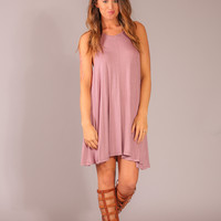 Summer Lovin' Dress - Lavender