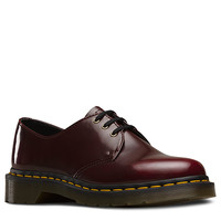 DR MARTENS VEGAN 1461 CAMBRIDGE BRUSH
