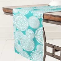 Heather Dutton Delightful Doilies Tiffany Table Runner