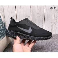 NIKE TANJUN 2018 lightweight breathable trend sports shoes F-A36H-MY Black