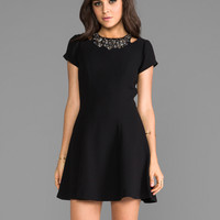 heartLoom Eleanor Dress in Black