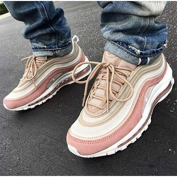 Nike Air Max 97 Premium Air cushion running shoes