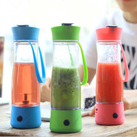 Creative Portable Mini Fruits Cup Portable Charger Juiceglass [6283386054]