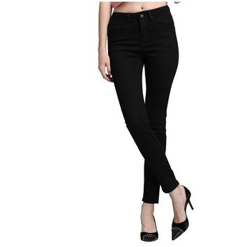 High Waist Stretchable Jeans For Female