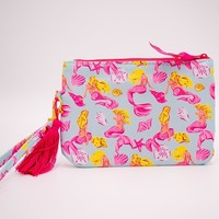 Simply Southern Phone Wristlet- Mermaid