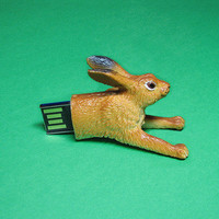 Hemingwayfun: Rabbit 4GB USB Flash Drive, at 17% off!