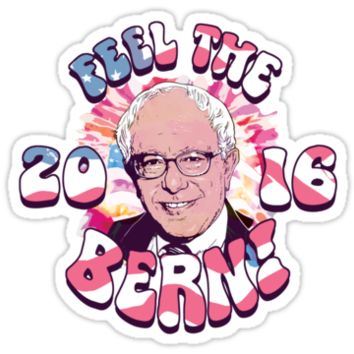 Bernie Sanders Feel The Bern by Election2016