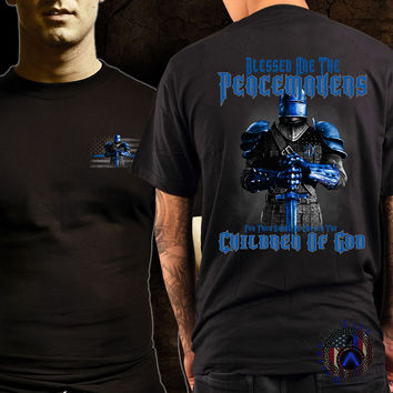 Blessed Are The Peacemakers Knight
