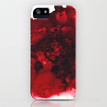 Muladhara (root chakra) iPhone Case by duckyb