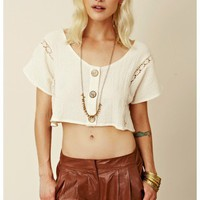 Jen's Pirate Booty - Tiny Dancer Crop Top