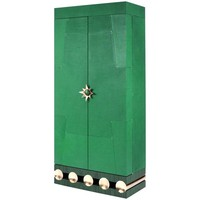 Cabinet 'Sirius' Malachite N°1/8 by Antoine Vignault, O Δ K Limited Edition