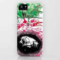 """The Past Stays with You: Harry Potter"" iPhone Case by Trinity Bennett 