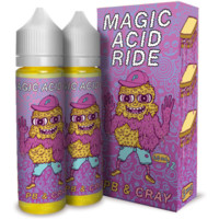 PB & Cray Magic Acid Ride District F5VE 60ml