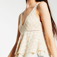 CROCHET TOP - TOPS-TRF | ZARA United States