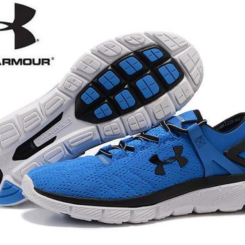 New Arrivals Under Armour APOLLO 2 Light Running Shoes,Men's Breathable Outdoor Sports Shoes Summer Sneakers