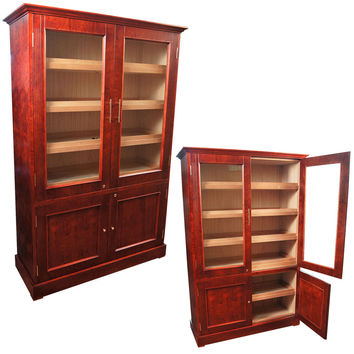 Vitrina Doble Cabinet Humidor for 6000 cigars