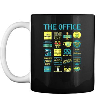 The Office Quote Mash-Up Funny  - Official Tee Mug