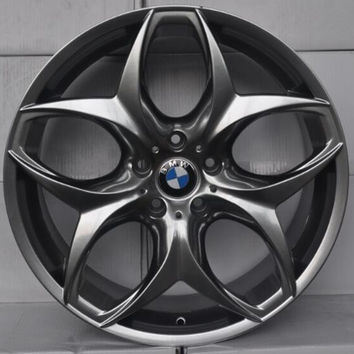 "Set of 4 Staggered 20"" / 21"" Alloy Wheels - 5x120 - BMW, Camaro"