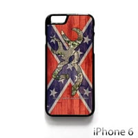 Confederate Flag for Iphone 4/4S Iphone 5/5S/5C Iphone 6/6S/6S Plus/6 Plus Phone case