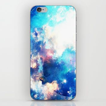 Space Eater iPhone & iPod Skin by Adaralbion