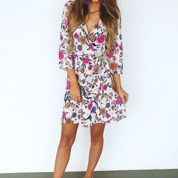 Summer In The City Dress: Multi