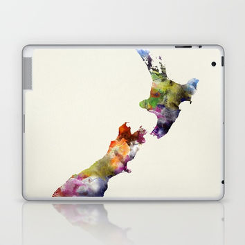 New Zealand Laptop & iPad Skin by monnprint