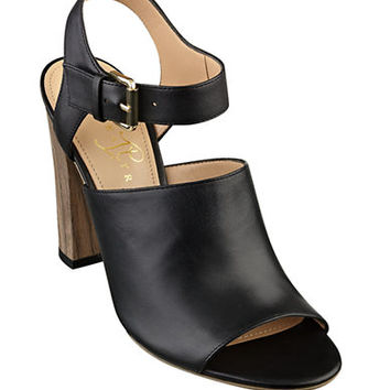 Ivanka Trump Omari High-Heel Leather Sandals
