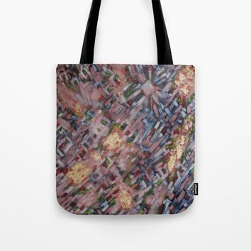 Fusion 1 Tote Bag by letgofyourcolours