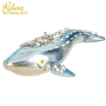 Beaded Whale Ornament | Hobby Lobby | 5016886