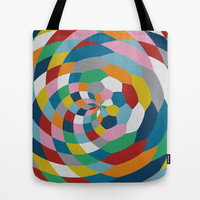 Honey Twist Tote Bag by Project M