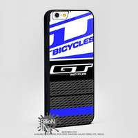 Gt Bike Racing Bicycle For Apple, Iphone, Ipod, Samsung Galaxy Case