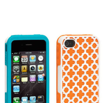 Tech Candy 'Barcelona' iPhone 4 Silicone Case (3-Piece Set) | Nordstrom