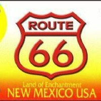 Route 66 Land of Enchantment New Mexico Tag