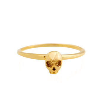 Nightmares Skull Ring