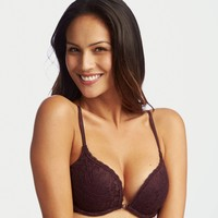 Charley Signature Lace Pushup Bra