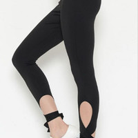 Ballerina Leggings in Black
