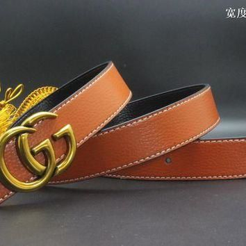 Gucci Belt Men Women Fashion Belts 537610