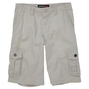 Quiksilver - Boys 2-7 Deluxe Walk Shorts
